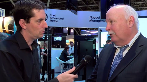 Snell Advanced Media (SAM) at IBC 2015