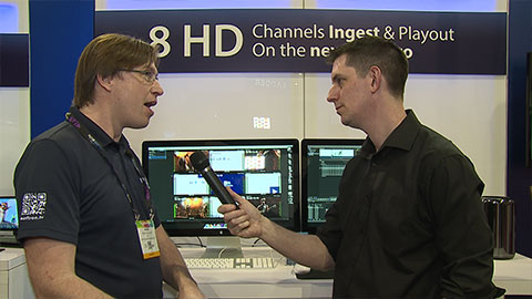 Softron MovieRecorder updates at NAB 2014