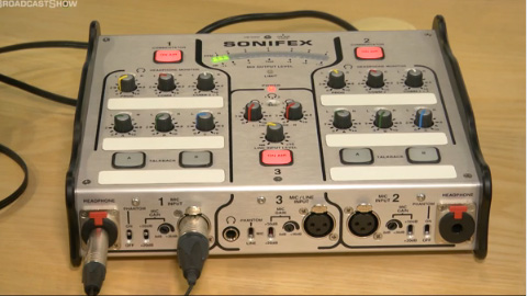 Sonifex at NAB 2012