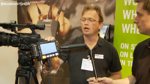 Sound Devices at ProVideo2011