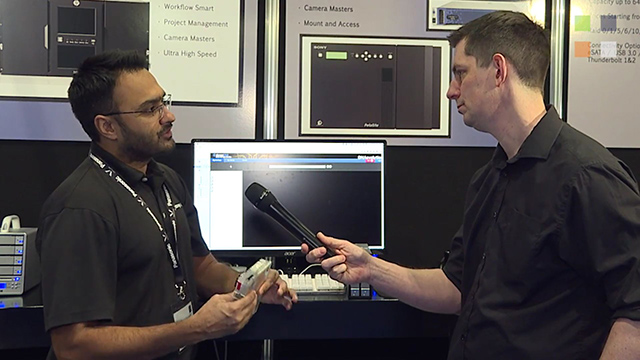Storage DNA at BVE 2016