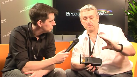 Tally Technologies at BVE 2014