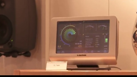 TC Electronic at IBC2011