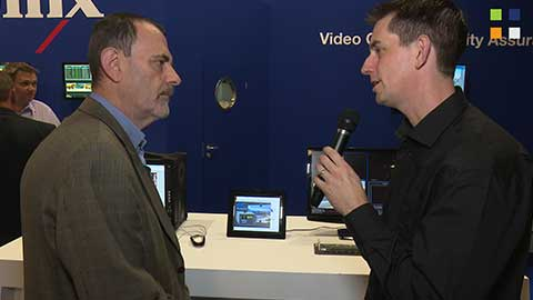 Tektronix at IBC 2014