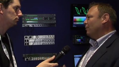 Tektronix at IBC 2013