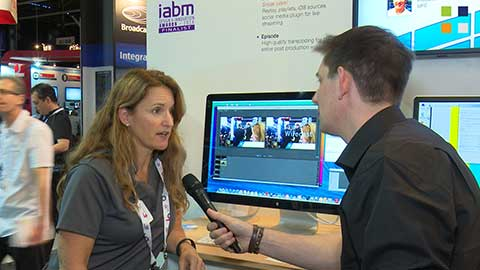 Telestream Wirecast and Switch at IBC 2014