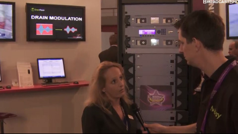 Thomson Broadcast at IBC2011