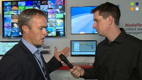 Thomson Video Networks at IBC 2014