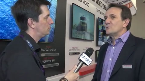 THOMSON VIDEO NETWORKS at NAB 2015