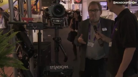 Tiffen at IBC2011