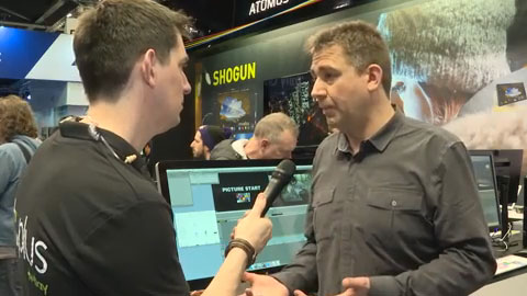 Tiger Technology at BVE 2015