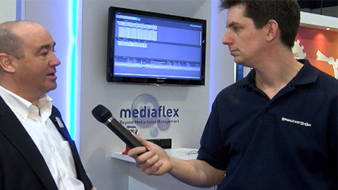 TMD at NAB 2013: MediaFlex Systems
