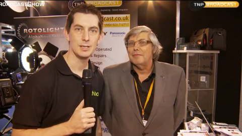 TNP and DSMB at BVE North 2011