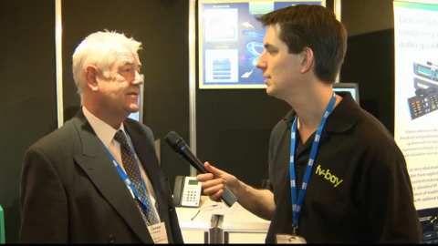 Trilogy at BVE 2012
