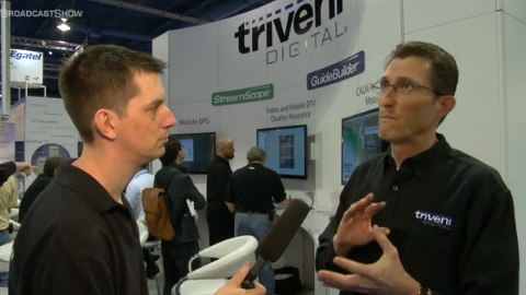 Triveni Digital at NAB 2012