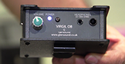 Virgil OB headphone amplifier from Glensound at NAB 2018