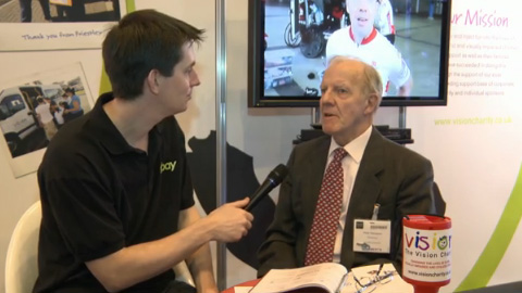 Vision Charity at BVE 2012