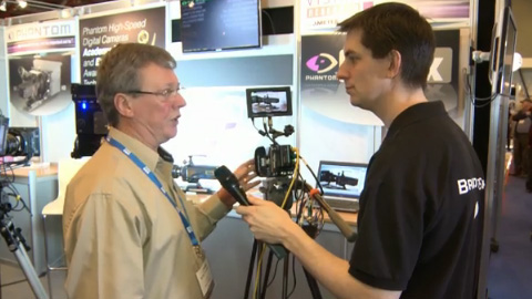 Vision Research at BVE 2012
