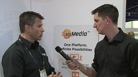 Visual Unity at NAB 2014