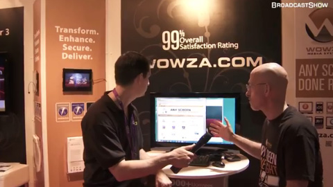 WOWZA at IBC2011