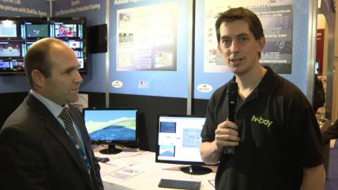 Xpertia at BVE 2012