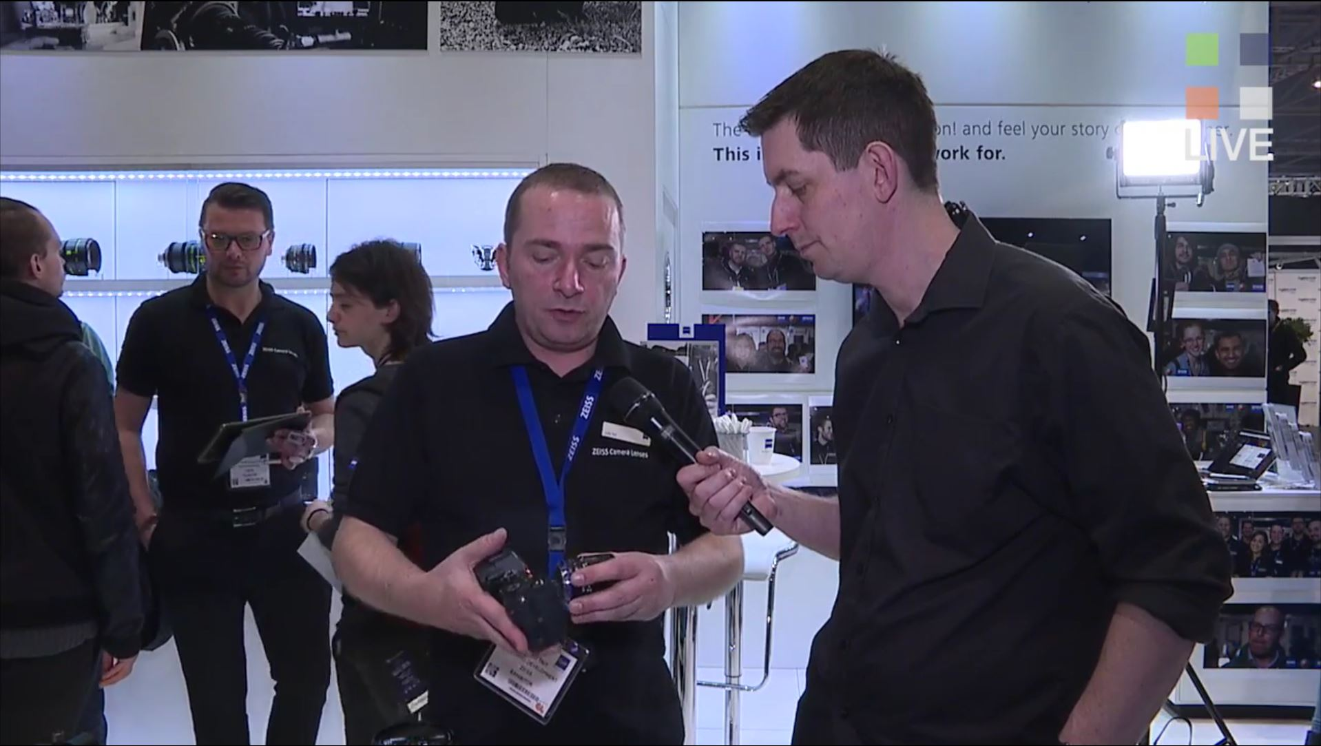 Zeiss at BVE 2016