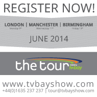 tv-bay Tour June 2014