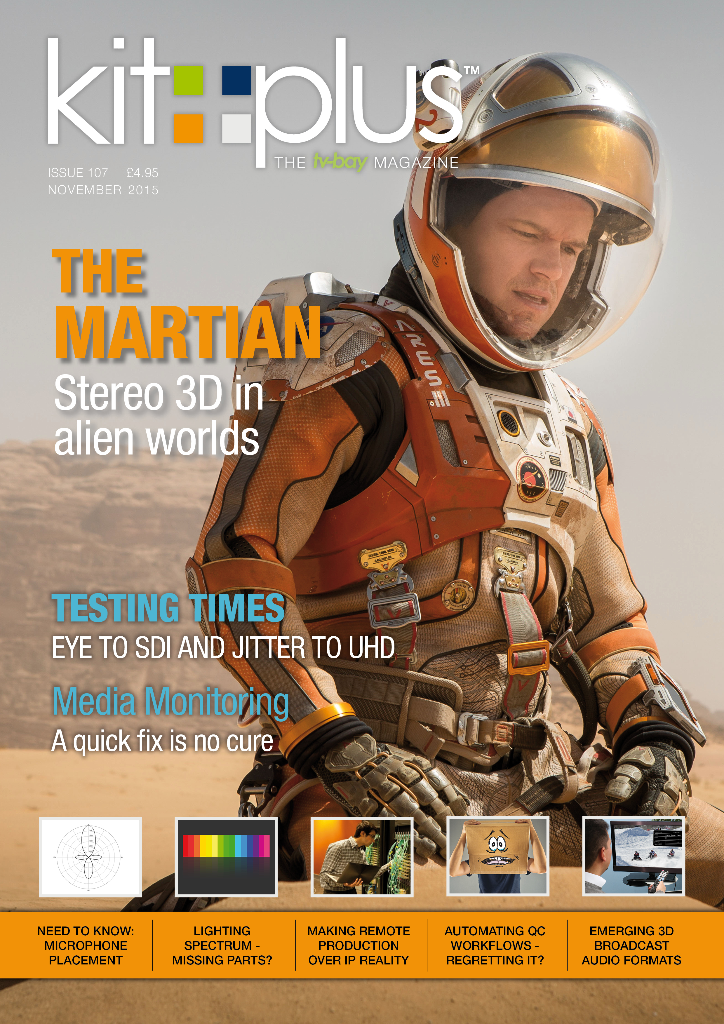 TV-BAY Magazine Issue 107
