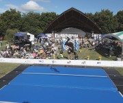 12G-SDI System from Blackmagic Design Used for 4K60p Live Coverage at Slackline World Cup