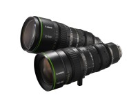 Two new PL-mount digital cine zoom lenses from Canon that meet 4K production standards