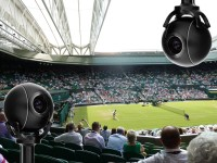 Camera Corps robotic cameras systems to televise the action at Wimbledon