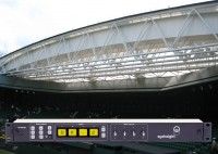 Eyeheight multi-rate video keyer serves digital graphics at Wimbledon Lawn Tennis Championships