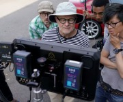 24 DP Rodney Charters ASC uses the new Atomos Sumo 19 monitor recorder to film Youtube star Kaiman Wong