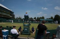Advantage Wimbledon with R G Jones and VDC