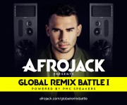 Afrojack Presents and ldquo;Global Remix Battle I and rdquo; Powered by PMC Speakers Contest to Find the Most Talented Producers Worldwide