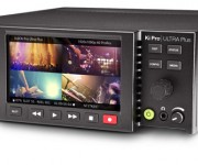AJA Debuts Ki Pro Ultra Plus Firmware v2.0 with HLG and HDR10 Support at IBC 2017