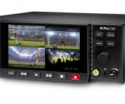 AJA Ships Ki Pro GO Multi-Channel H.264 Recorder Player