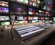 AMP VISUAL TV Equips Newest 4K HDR OB Van With Extensive MediorNet Installation