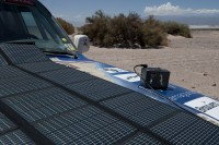 ANTON BAUER BATTERIES AND POWER SUPPLIES TRAVERSE DUNE AND DESERT FOR THE 2012 DAKAR RALLY