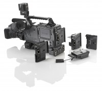 Anton Bauer Introduces New Gold Mount Solutions for Industrys Top Cameras at the NAB Show