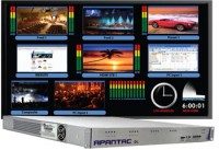 Apantac Debuts TAHOMA-DL Hybrid Multiviewer at NAB2011