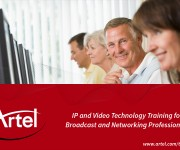 Artel Video Systems Announces IP and Video Technology Training Program
