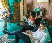 Artists Gather In Brighton To Support The Launch of Pro7ect 2018 Songwriting Retreat