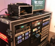 ATEM Constellation 8K Used For Live Production At Country Musics WE Fest