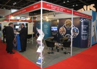 ATG Broadcast reports positive and successful CABSAT 2012