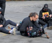 Atomos Shogun 7 and Apple ProRes and reg; RAW gives a low budget feature film a cinematic edge