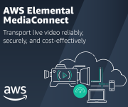 AWS Announces AWS Elemental MediaConnect