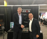 Axon Partners With Applied Electronics to Extend  Canadian Reach