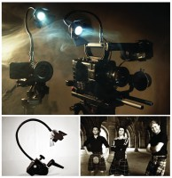 Bafta winning entrepreneurs KickStart The Scorpion Light from BVE London to NAB 2014