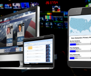 Bannister Lake to Showcase Data Management Innovations at NAB Show Driving Election Coverage, Tickers, On-Air Branding, and Infochannels